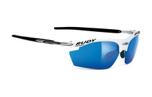 RUDY PROJECT Rydon Racing white laser blue + racing red